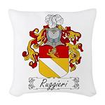 Ruggieri_Italian Woven Throw Pillow