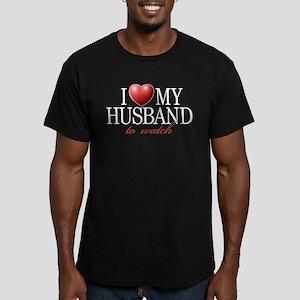 I LOVE MY HUSBAND TO WATCH T-Shirt