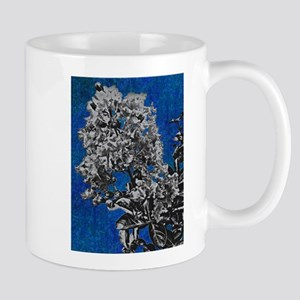 Blue Crepe Myrtle Mug