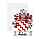Salviati_Italian.jpg Greeting Cards (Pk of 20)
