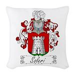 Soleri_Italian.jpg Woven Throw Pillow