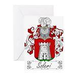 Soleri_Italian.jpg Greeting Cards (Pk of 20)