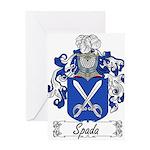 Spada_Italian.jpg Greeting Card