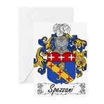Spezzani_Italian.jpg Greeting Cards (Pk of 20)