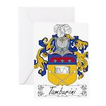 Tamburini_Italian.jpg Greeting Cards (Pk of 20)