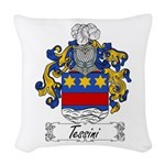 Tessini_Italian Woven Throw Pillow
