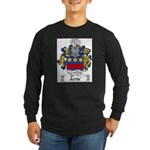 Tessini_Italian Long Sleeve Dark T-Shirt