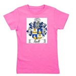 Tinelli Coat of Arms Girl's Tee