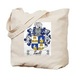 Tinelli Coat of Arms Tote Bag