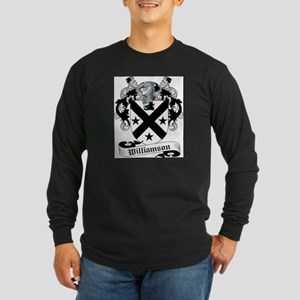 Williamson-Scottish-9 Long Sleeve Dark T-Shirt