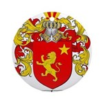 abbate.png Ornament (Round)