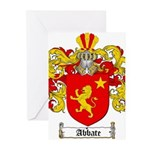 abbate.png Greeting Cards (Pk of 10)