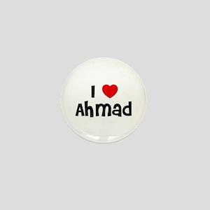 I * Ahmad Mini Button