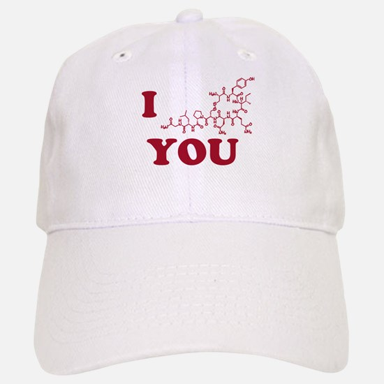 Oxytocin I Love You Baseball Baseball Baseball Cap