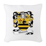 Wunsch_6 Woven Throw Pillow