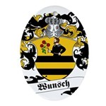 Wunsch_6 Ornament (Oval)