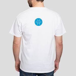 """""""Harmoney and Love"""" White T-Shirt"""
