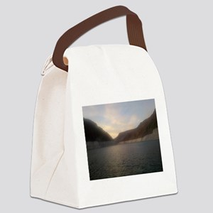 Lake Mead 1 Canvas Lunch Bag