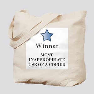 The Photocopier Award Tote Bag