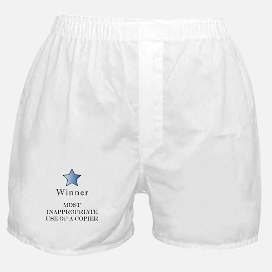 The Photocopier Award Boxer Shorts