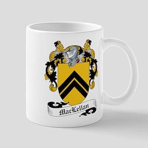 MacLellan Family Crest / Coat of Arms Mug