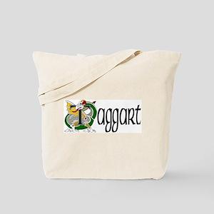 Taggart Celtic Dragon Tote Bag