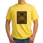 Mixtec Oaxaca Yellow T-Shirt