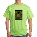 Mixtec Oaxaca Green T-Shirt