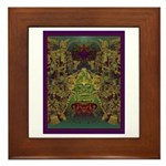 Mixtec Oaxaca Framed Tile