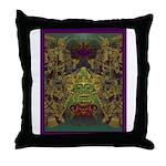 Mixtec Oaxaca Throw Pillow