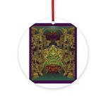Mixtec Oaxaca Ornament (Round)
