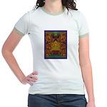 Monte Alban Gold Jr. Ringer T-Shirt