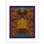 Monte Alban Gold Small Poster