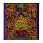 Monte Alban Gold Tile Coaster