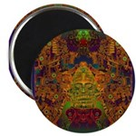 Monte Alban Gold Magnet