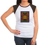 Monte Alban Gold Women's Cap Sleeve T-Shirt
