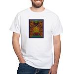 Monte Alban Gold White T-Shirt