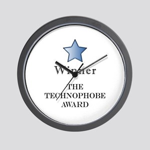 The Dinosaur Award - Wall Clock