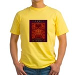 Oaxaca Mixteca Yellow T-Shirt