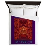 Oaxaca Mixteca Queen Duvet