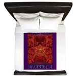 Oaxaca Mixteca King Duvet