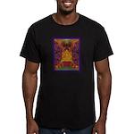 Zapotec Oaxaca Men's Fitted T-Shirt (dark)