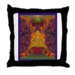 Zapotec Oaxaca Throw Pillow