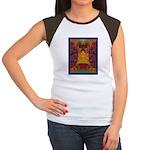 Zapotec Oaxaca Women's Cap Sleeve T-Shirt