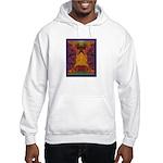 Zapotec Oaxaca Hooded Sweatshirt