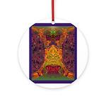 Zapotec Oaxaca Ornament (Round)