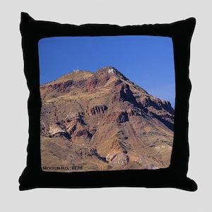 Throw Pillow - M Mountain