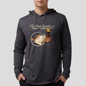 TPS Mens Hooded Shirt