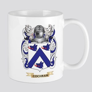 Cochran Coat of Arms Mug