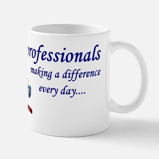 Paraprofessionals Making a Difference Mug